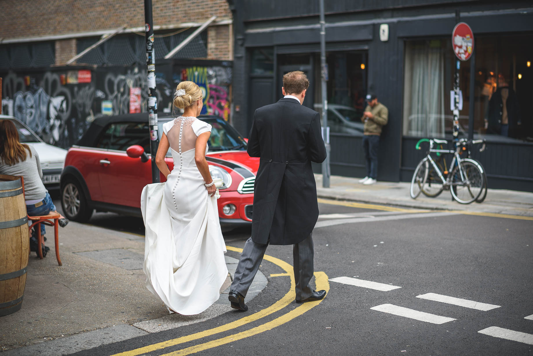 Shoreditch wedding photography - Guy Collier - Kat and Henry (121 of 200)
