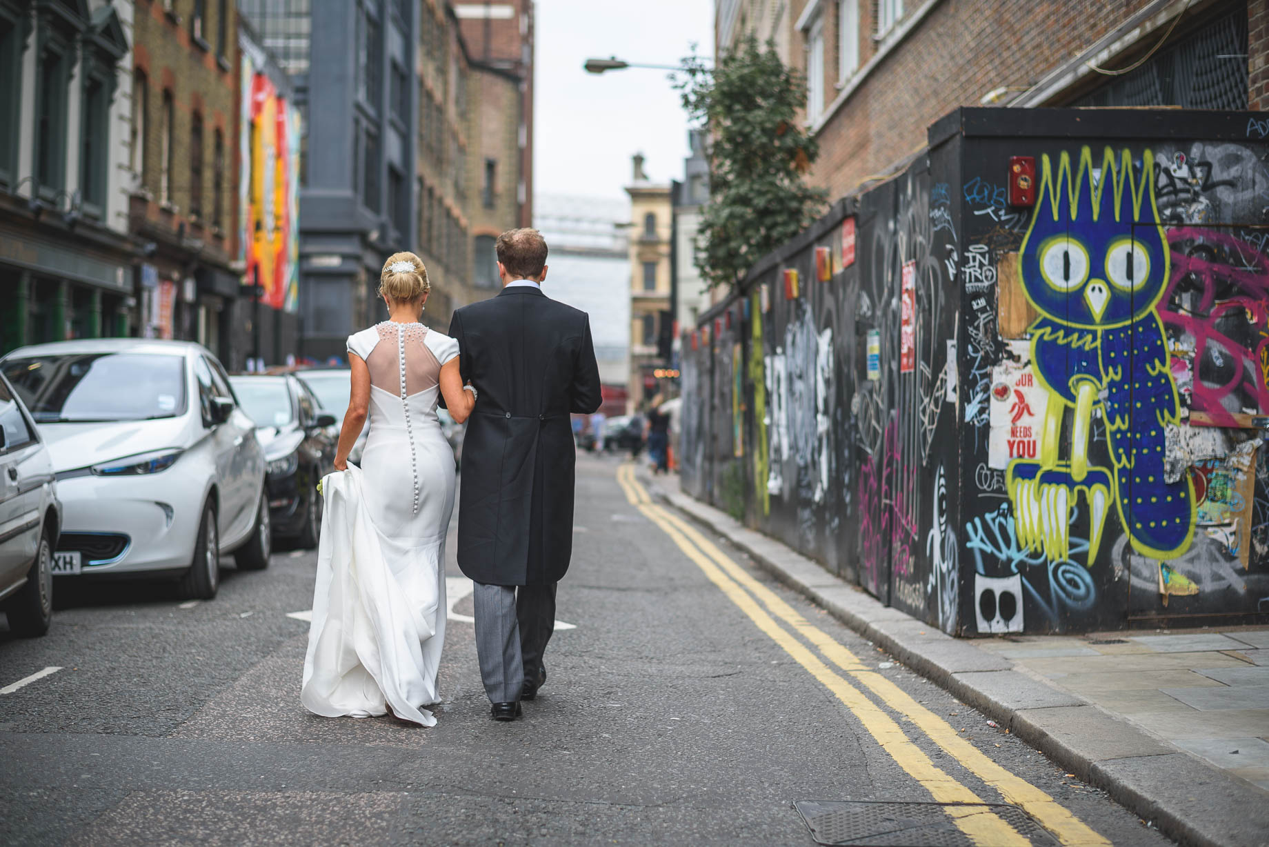 Shoreditch wedding photography - Guy Collier - Kat and Henry (122 of 200)
