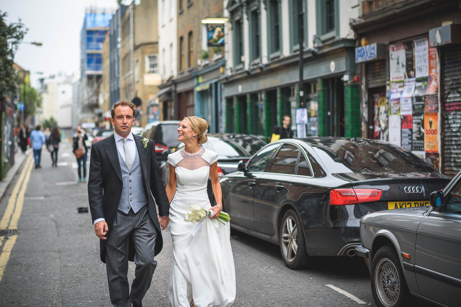 Shoreditch wedding photography - Guy Collier - Kat and Henry (123 of 200)
