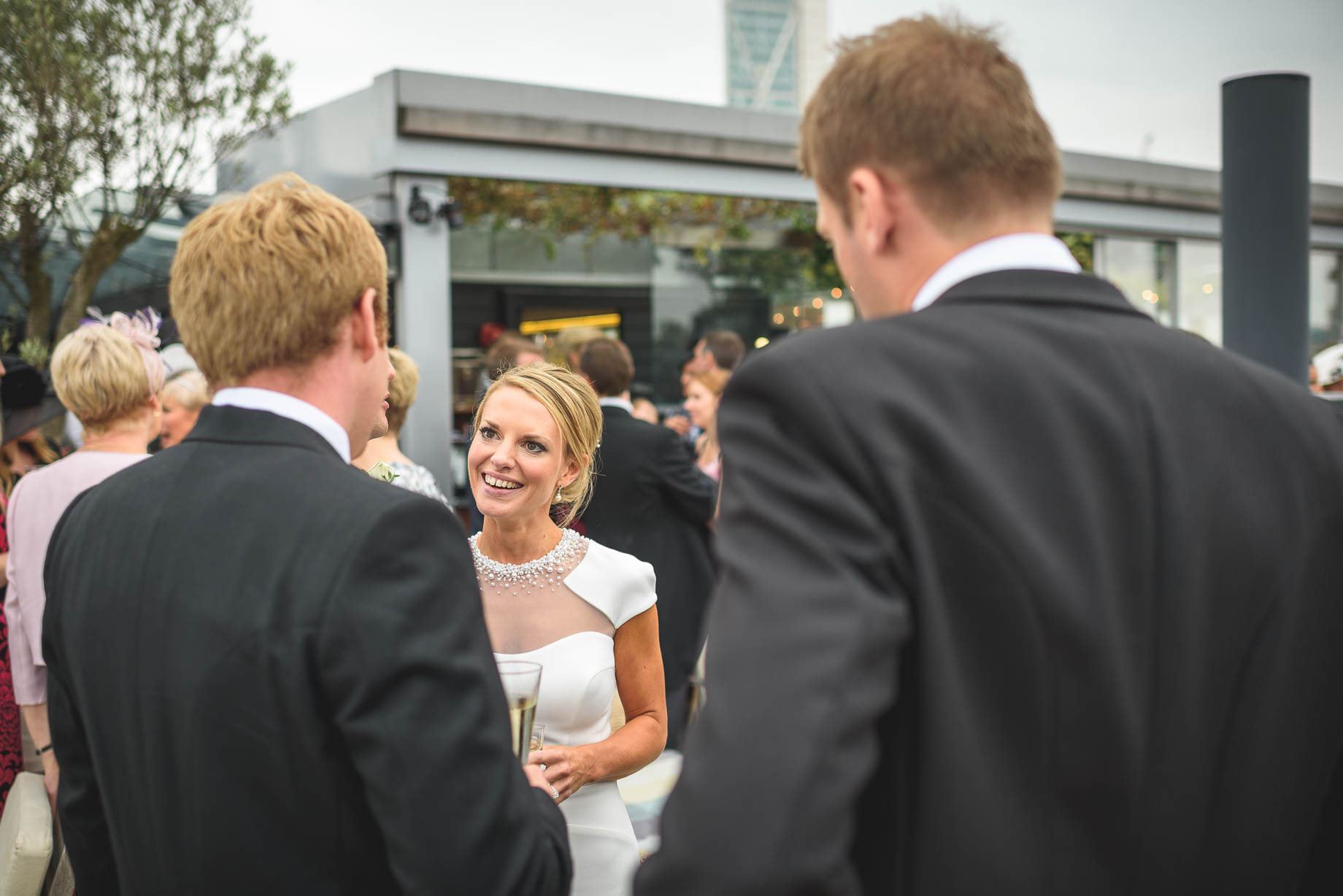 Shoreditch wedding photography - Guy Collier - Kat and Henry (156 of 200)