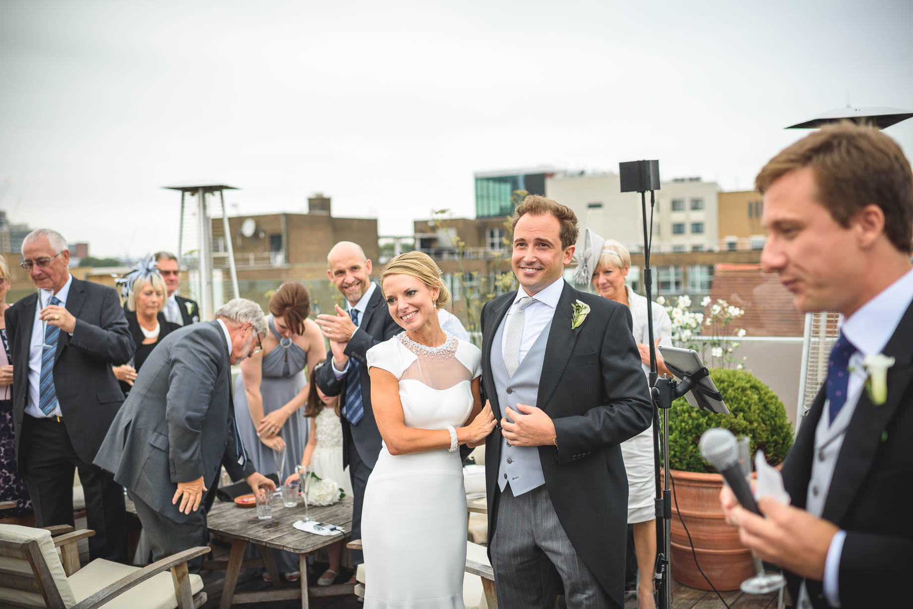 Shoreditch wedding photography - Guy Collier - Kat and Henry (185 of 200)