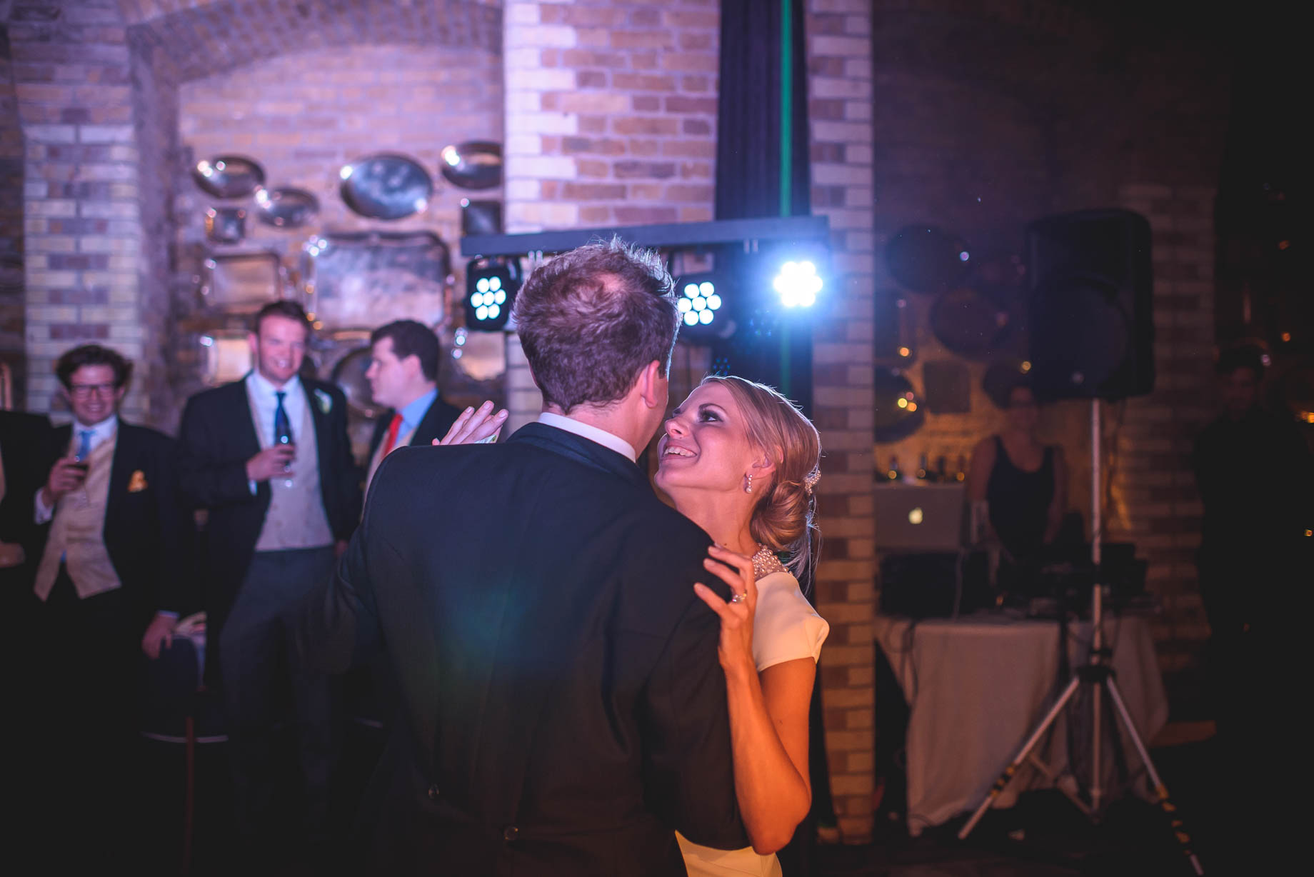 Shoreditch wedding photography - Guy Collier - Kat and Henry (195 of 200)