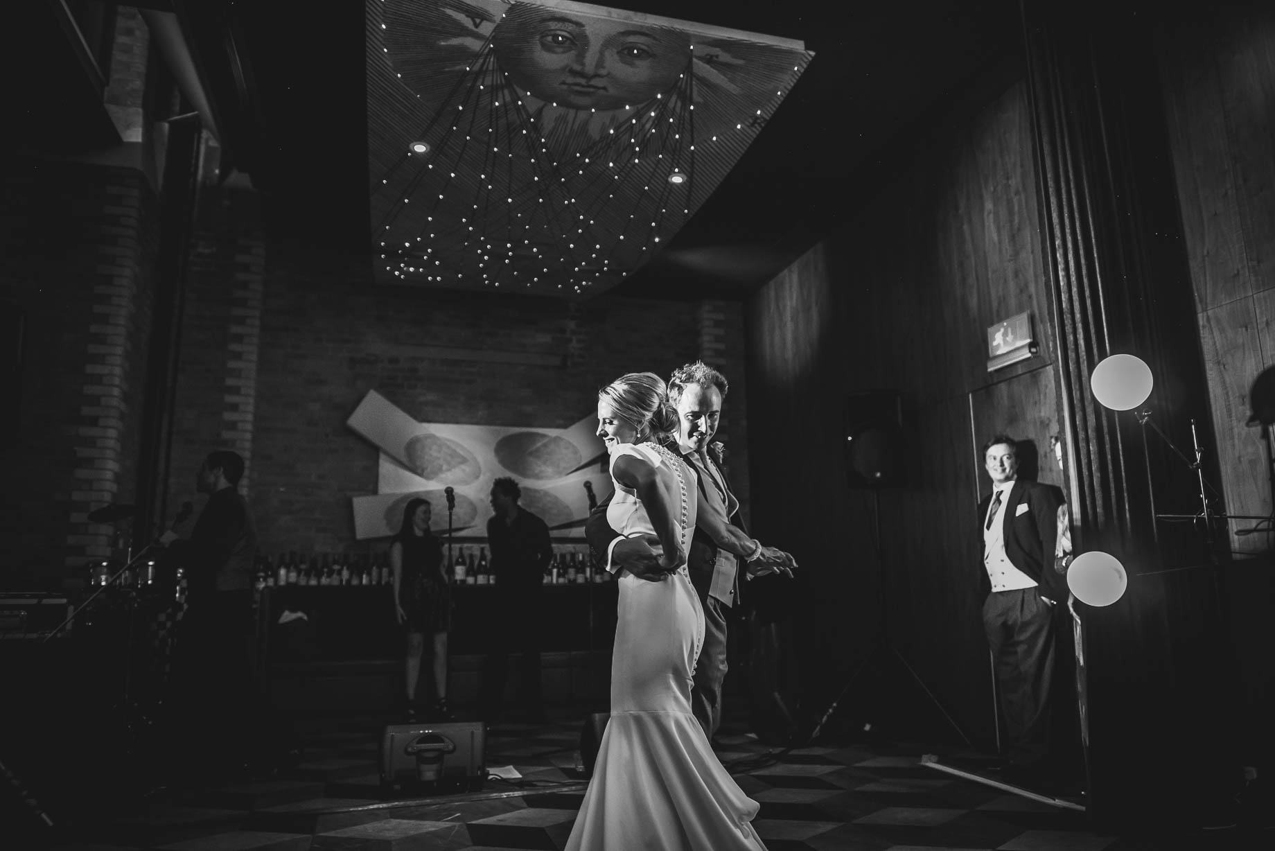 Shoreditch wedding photography - Guy Collier - Kat and Henry (198 of 200)