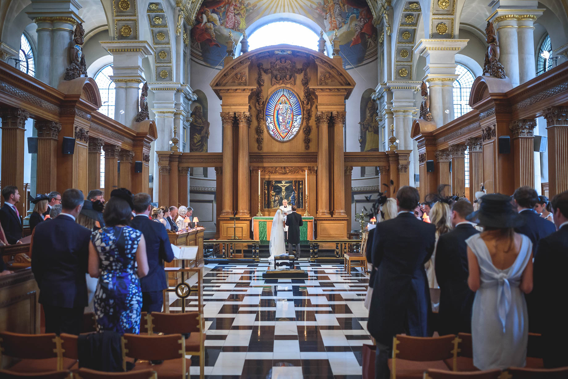 Shoreditch wedding photography - Guy Collier - Kat and Henry (81 of 200)