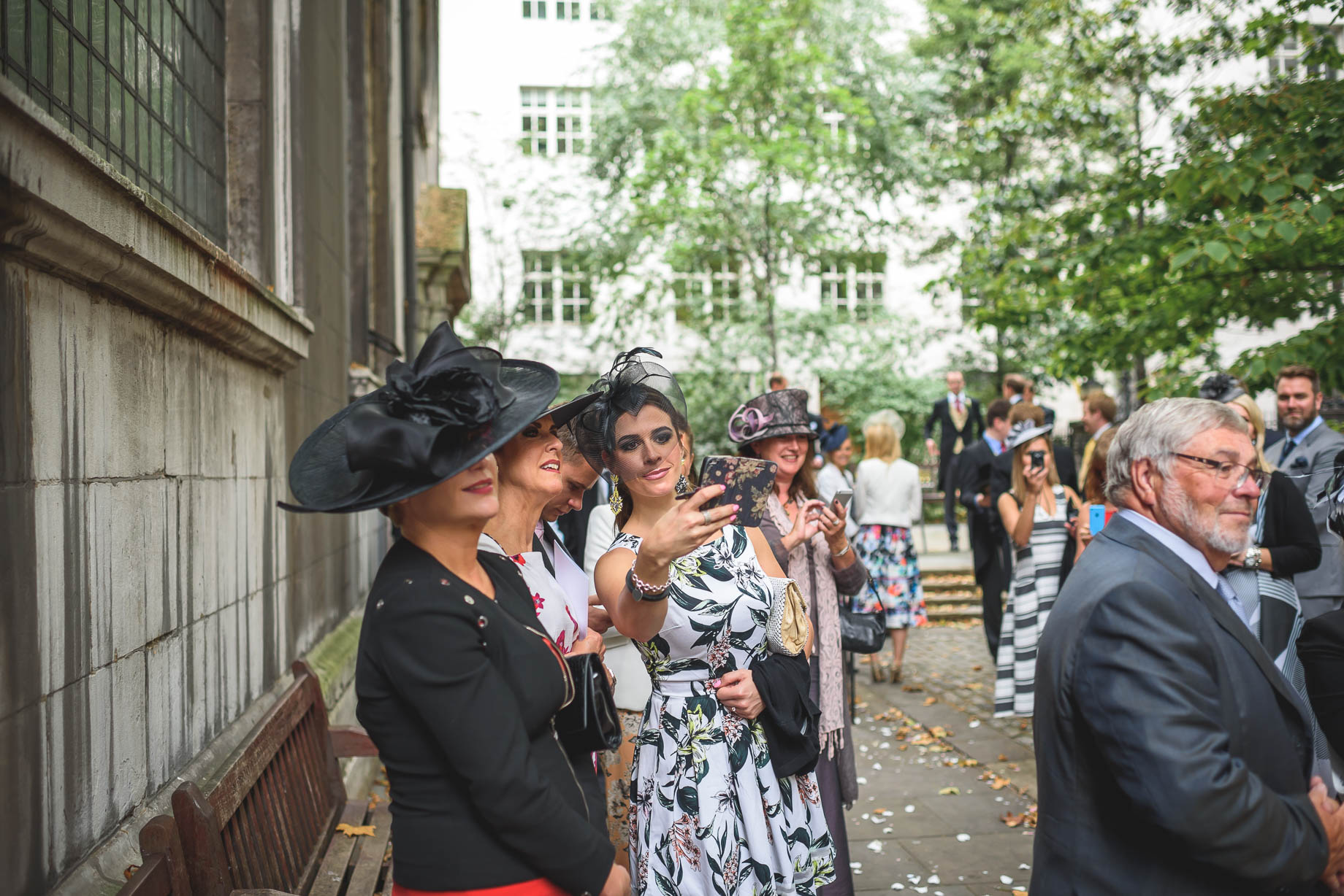 Shoreditch wedding photography - Guy Collier - Kat and Henry (87 of 200)