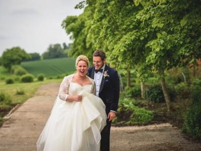Sophie and Sean - Bury Court Barn wedding photography
