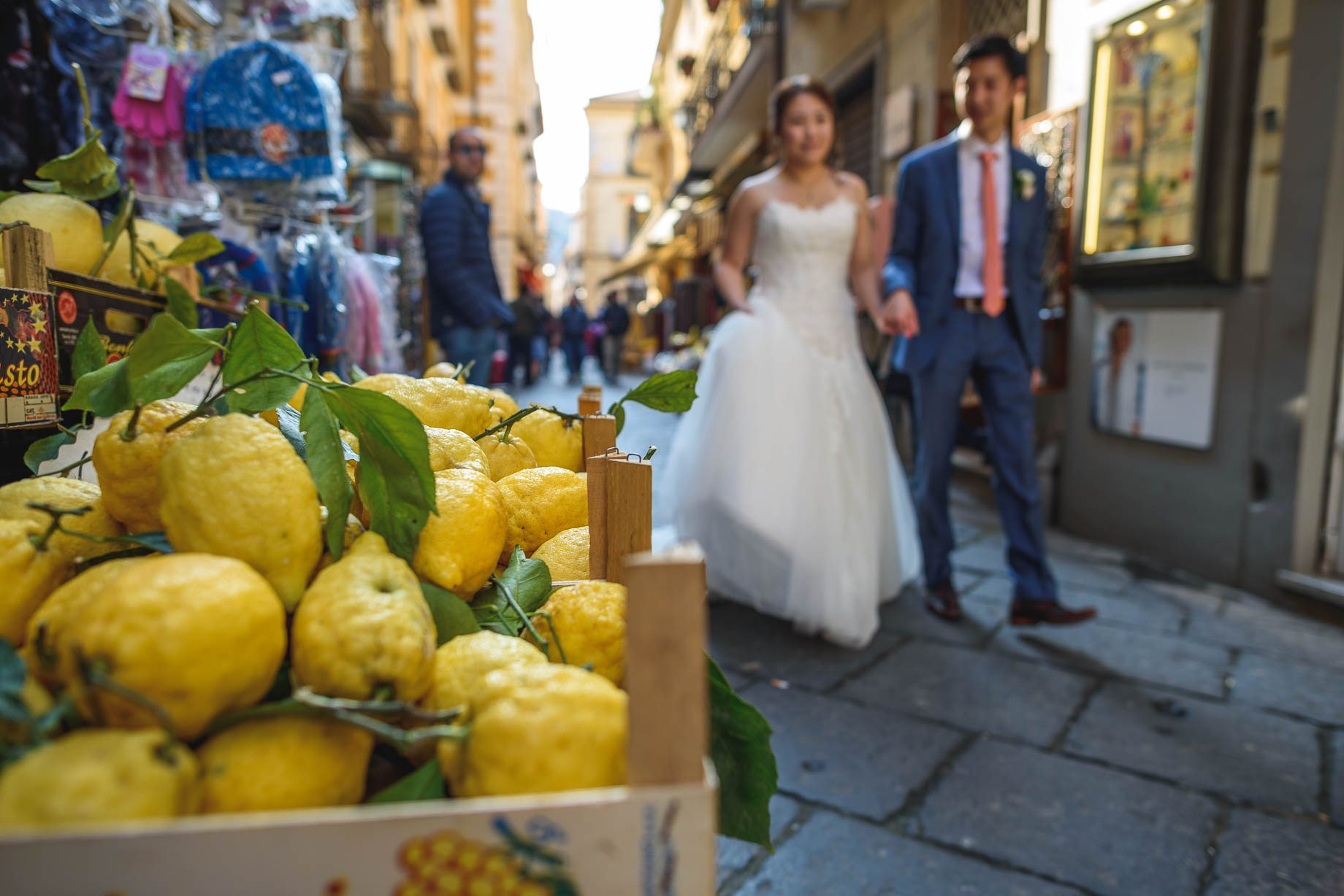 Sorrento wedding photography - Gloria and Eric (135 of 211)