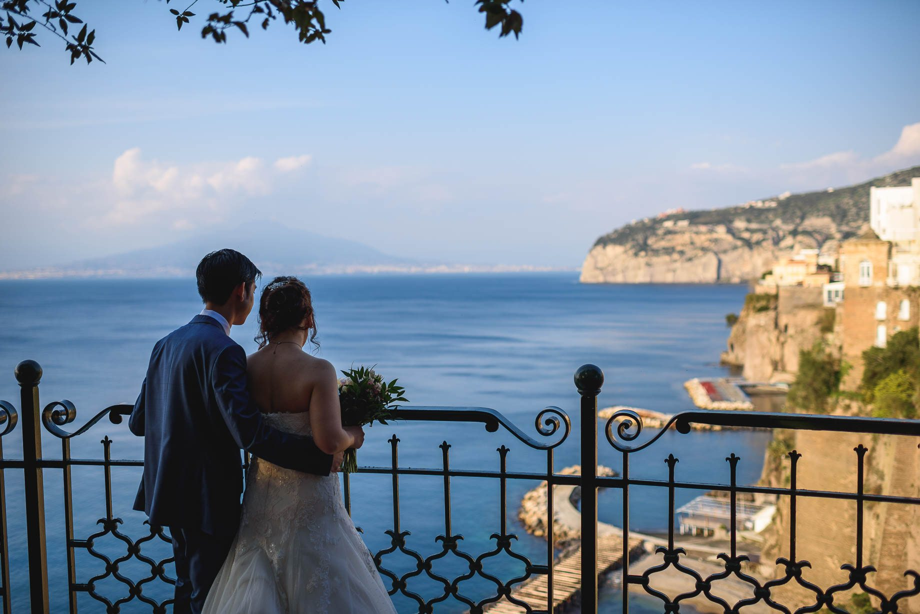Sorrento wedding photography - Gloria and Eric (150 of 211)