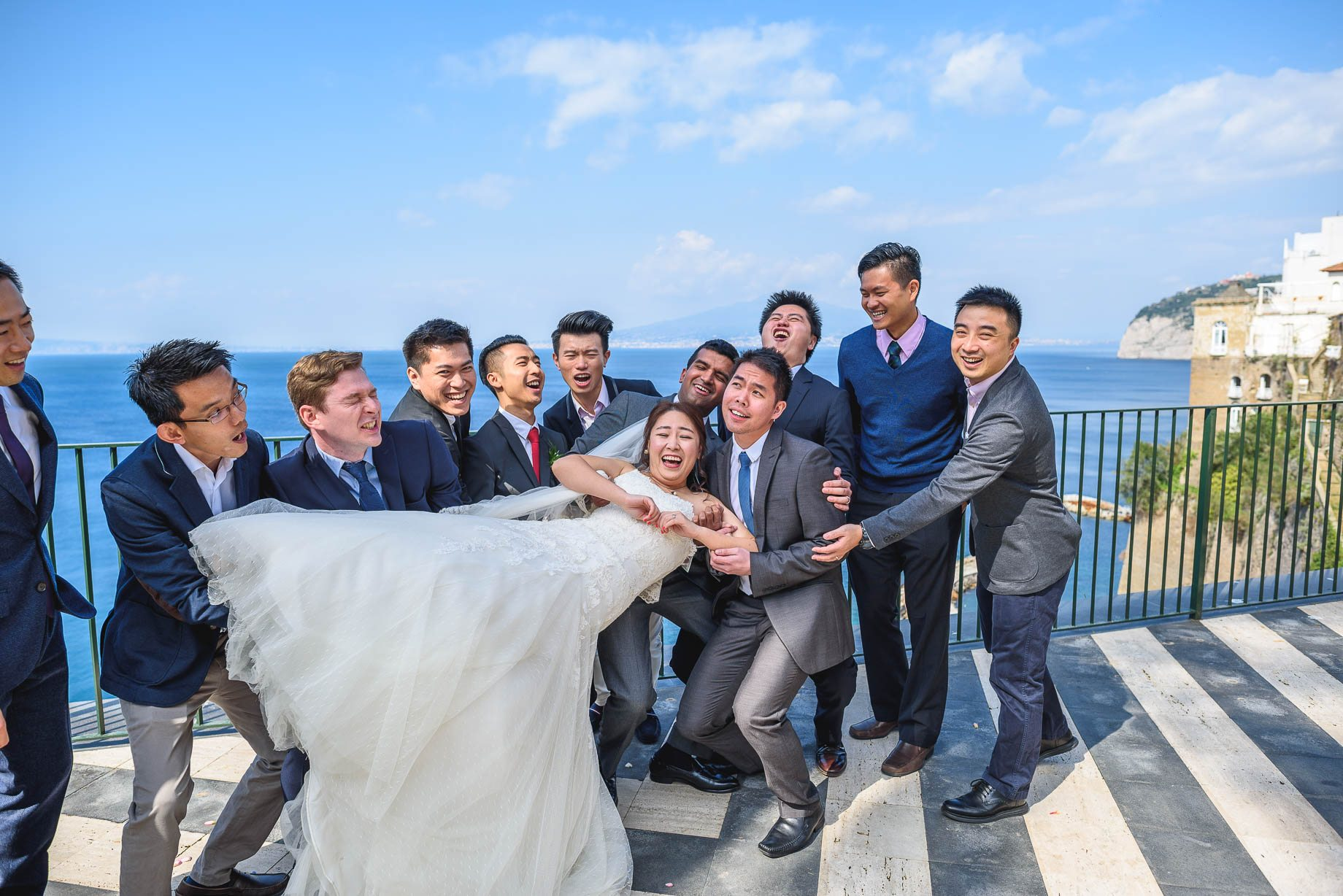 Sorrento wedding photography - Gloria and Eric (94 of 211)