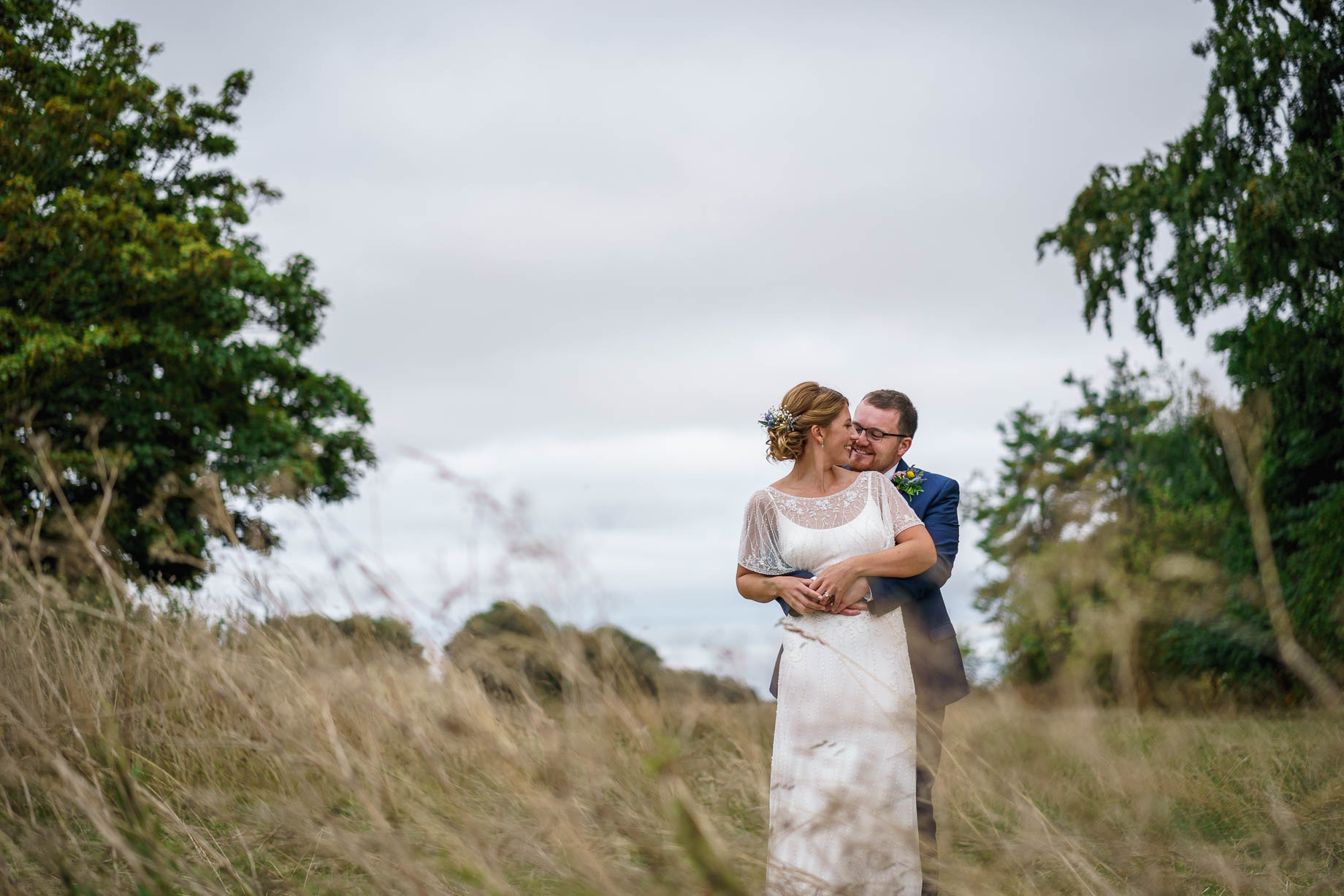 The Stone Barn wedding photography - Georgette + Will