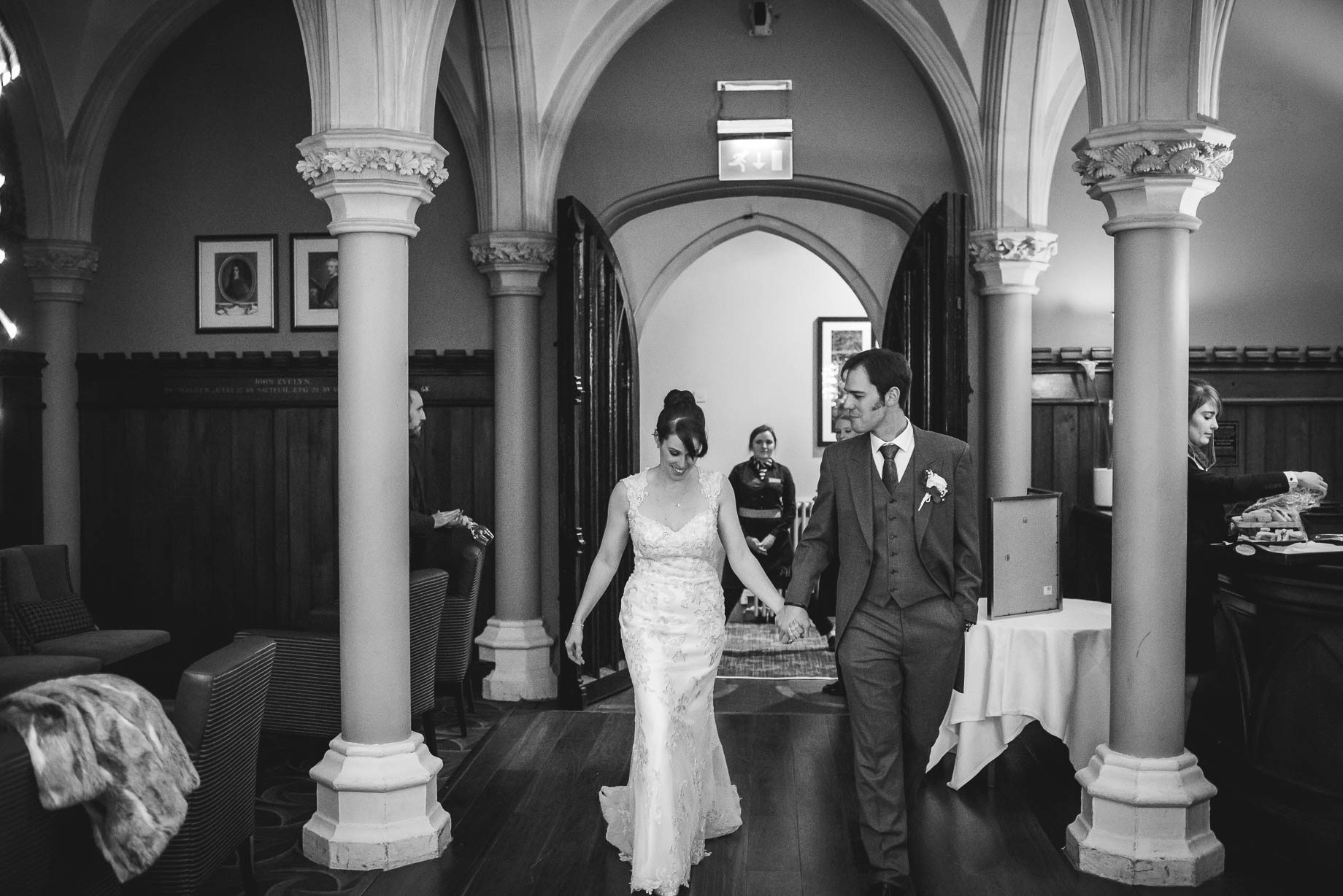 Surrey Wedding Photography - Emily and Pete by Guy Collier Photography (128 of 171)