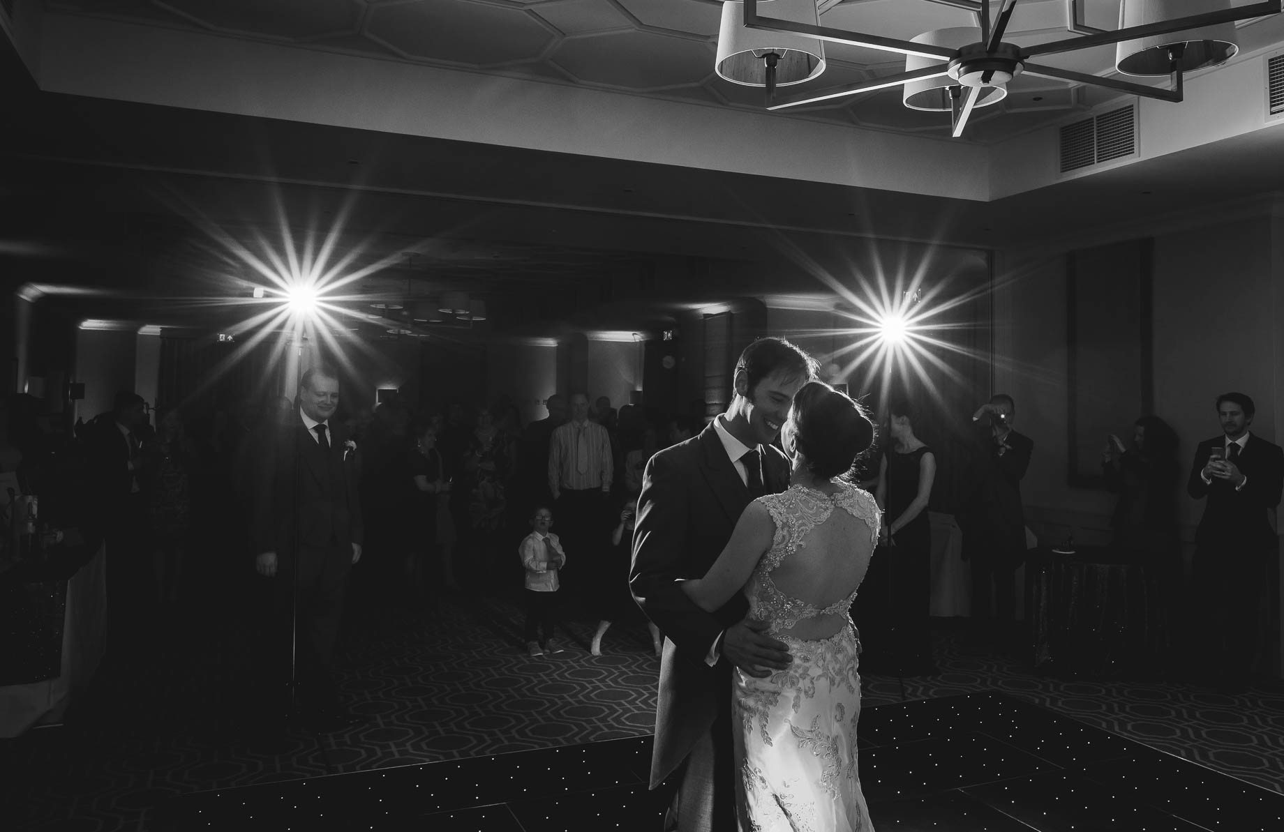 Surrey Wedding Photography - Emily and Pete by Guy Collier Photography (158 of 171)