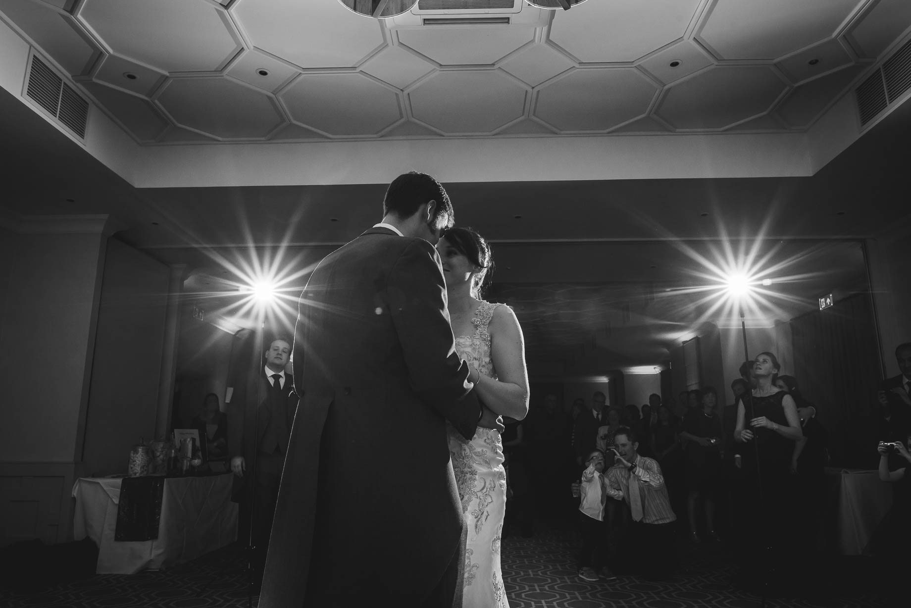 Surrey Wedding Photography - Emily and Pete by Guy Collier Photography (159 of 171)