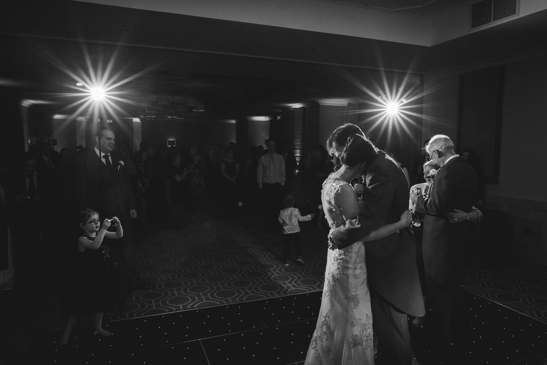 Surrey Wedding Photography - Emily and Pete by Guy Collier Photography (161 of 171)