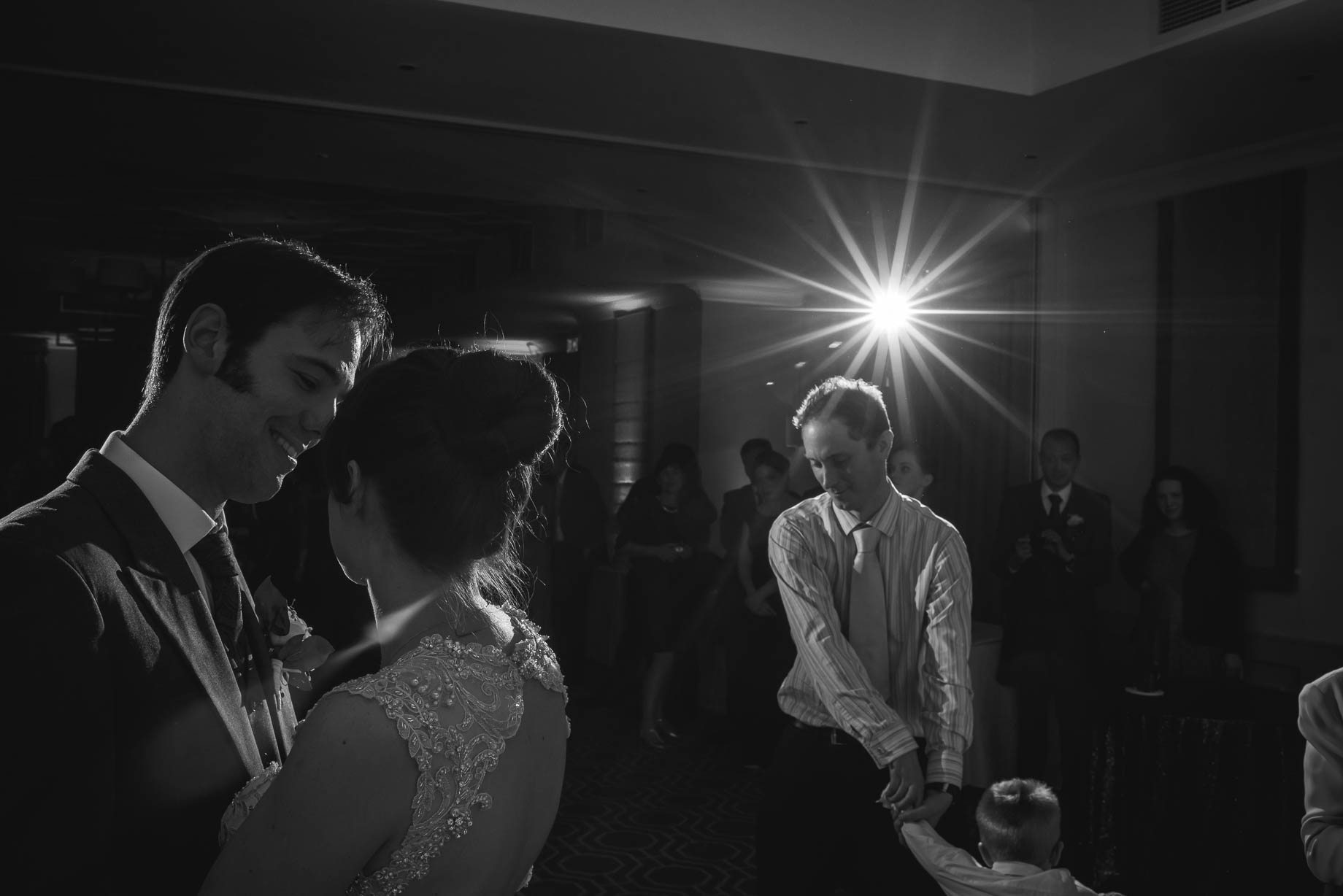 Surrey Wedding Photography - Emily and Pete by Guy Collier Photography (162 of 171)