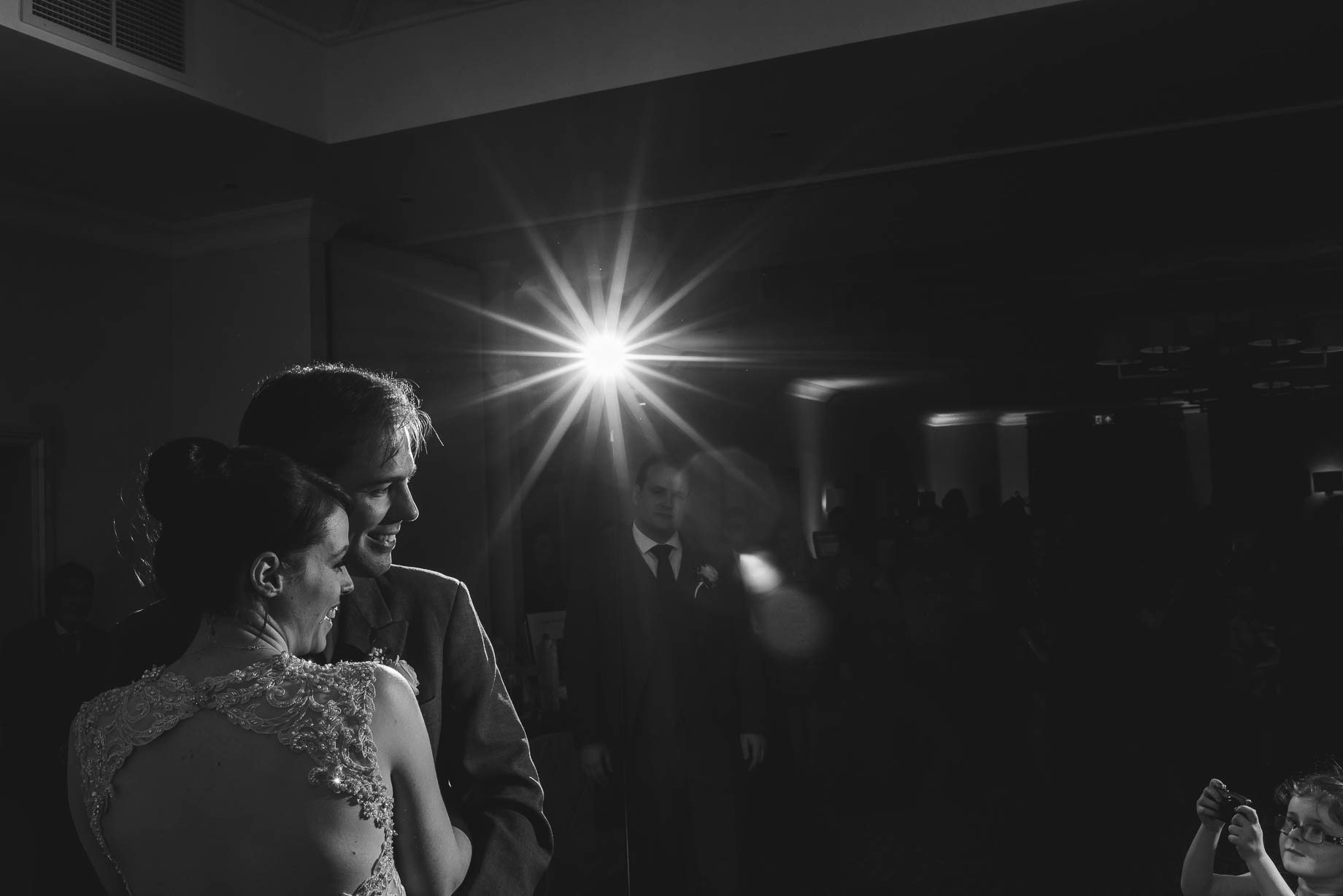 Surrey Wedding Photography - Emily and Pete by Guy Collier Photography (163 of 171)