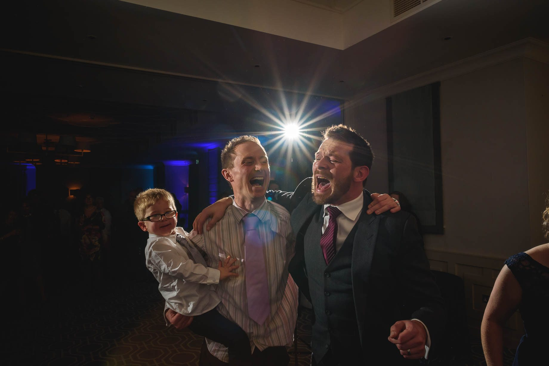 Surrey Wedding Photography - Emily and Pete by Guy Collier Photography (169 of 171)
