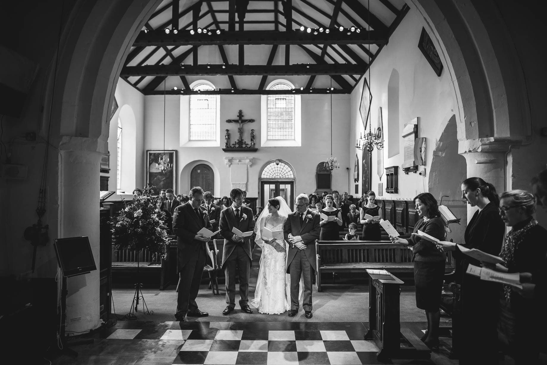Surrey Wedding Photography - Emily and Pete by Guy Collier Photography (57 of 171)