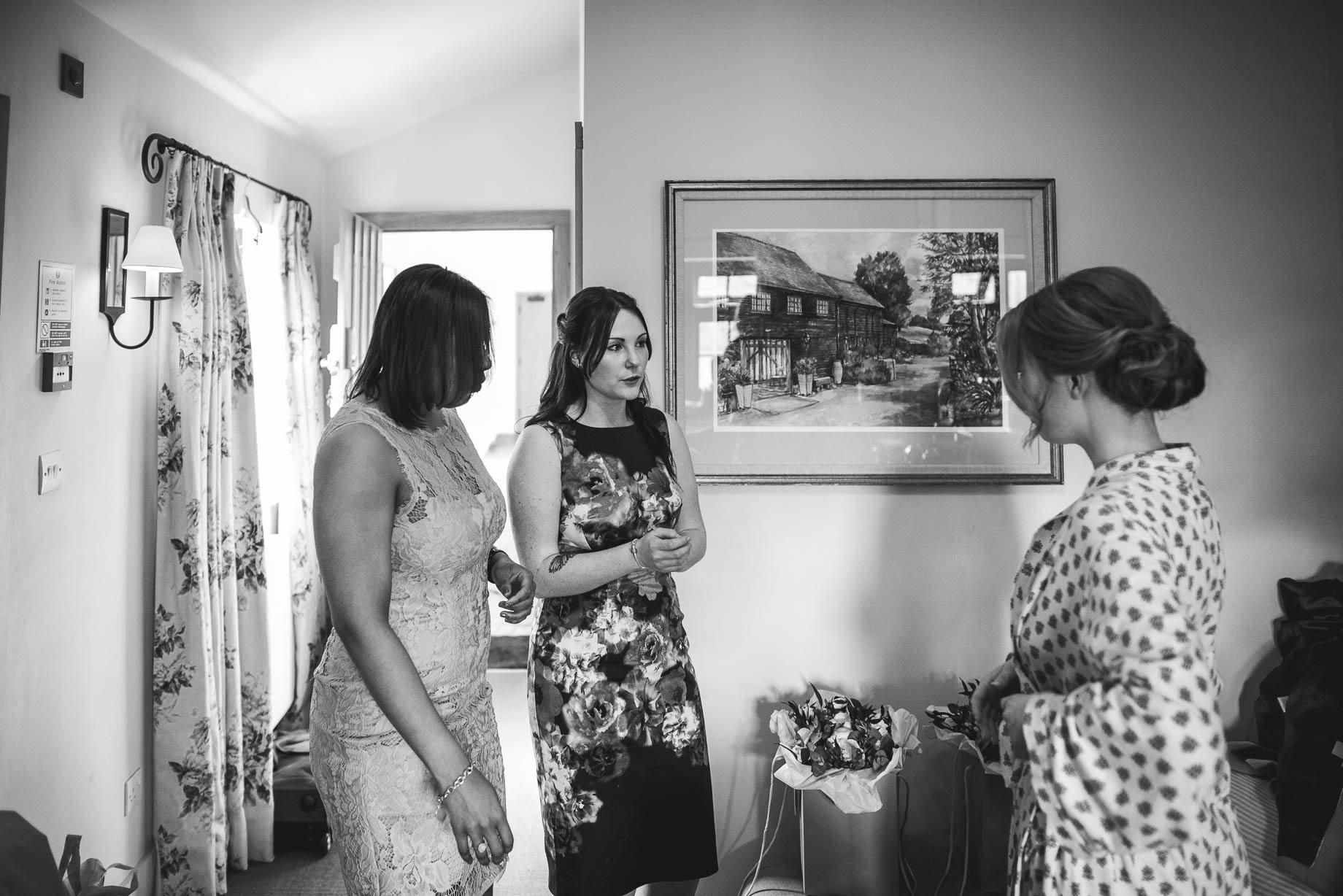 Surrey Wedding Photography by Guy Collier - Becca and James (13 of 145)