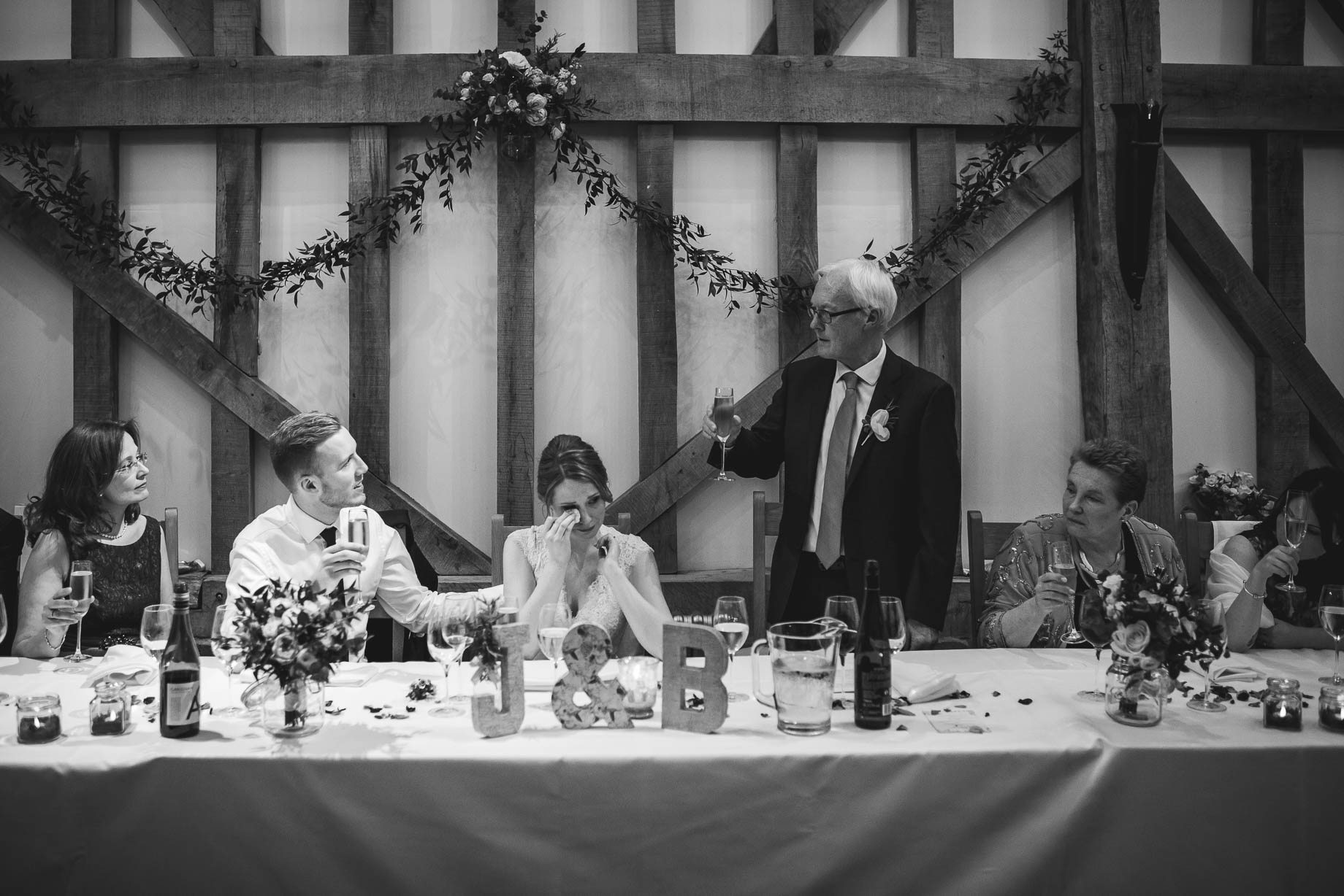 Surrey Wedding Photography by Guy Collier - Becca and James (133 of 145)