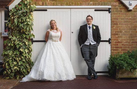 Surrey wedding photography by Guy Collier - Emily and Tom