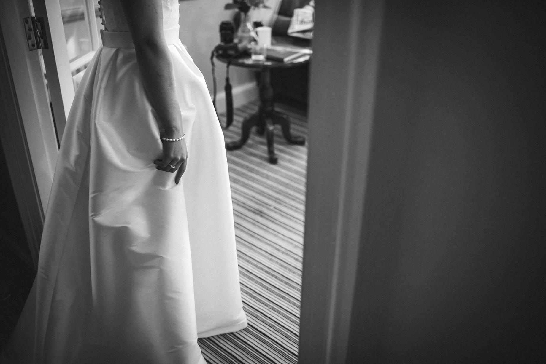 Surrey wedding photography in Epsom - Chloe and Seb
