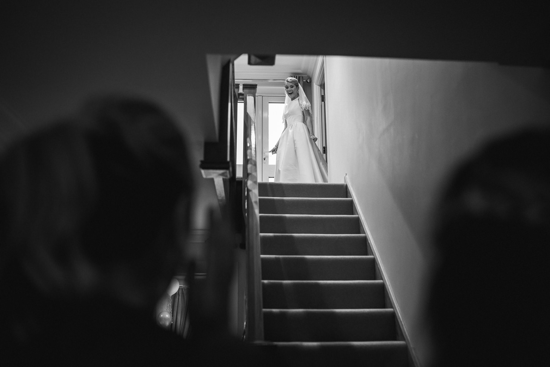 Micro wedding photography in West Sussex - Tori + Ed