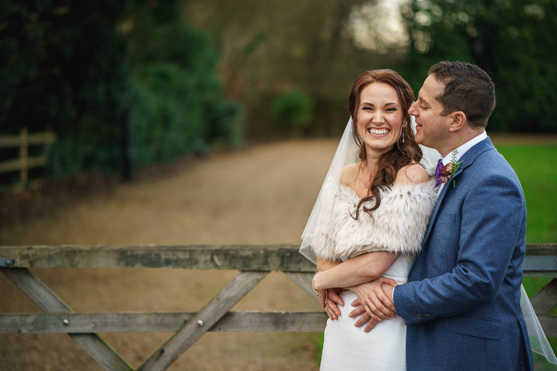 Tewin Bury Farm wedding photography - Liz + Jonny