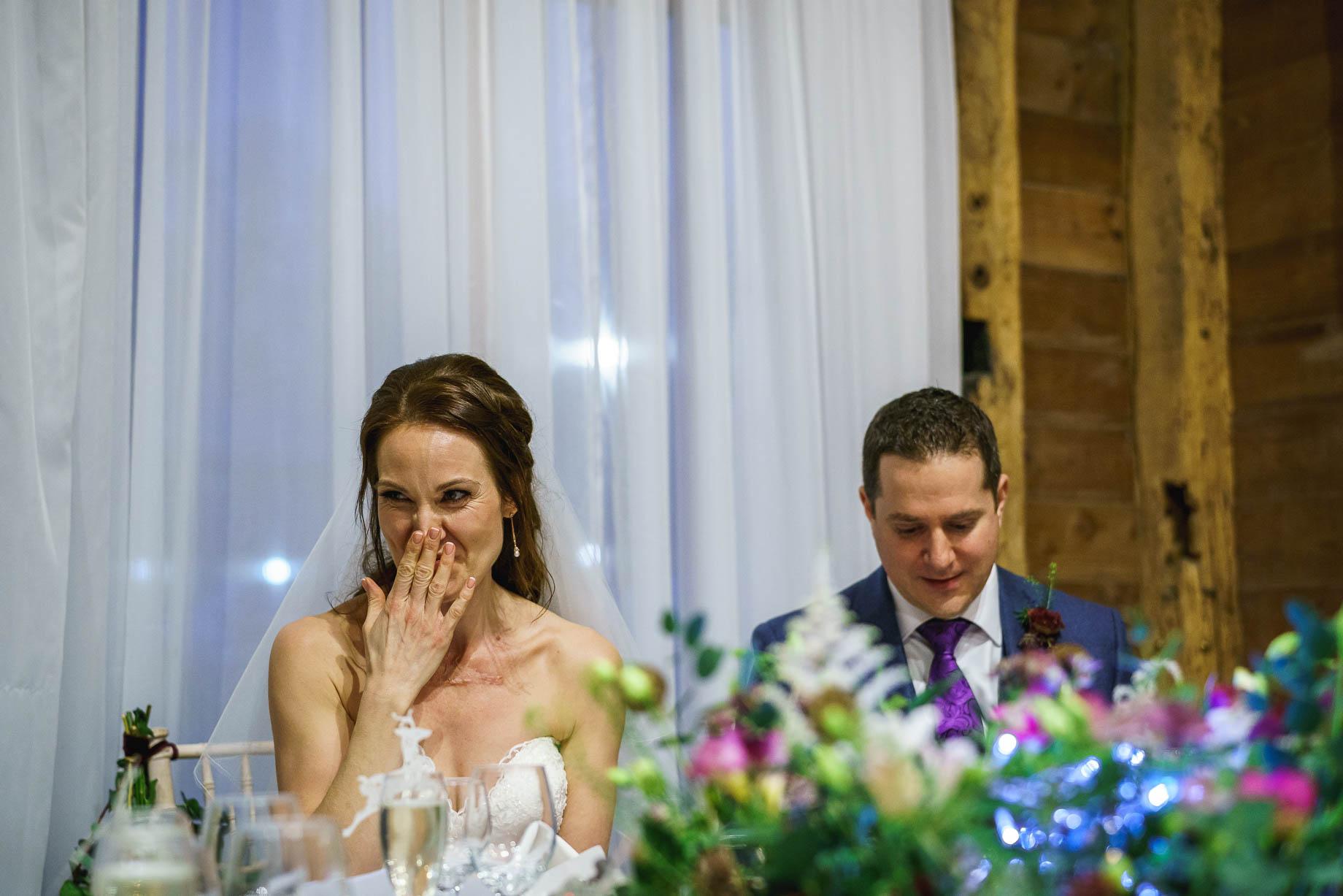 Tewin Bury Farm wedding photography - Liz + Jonny
