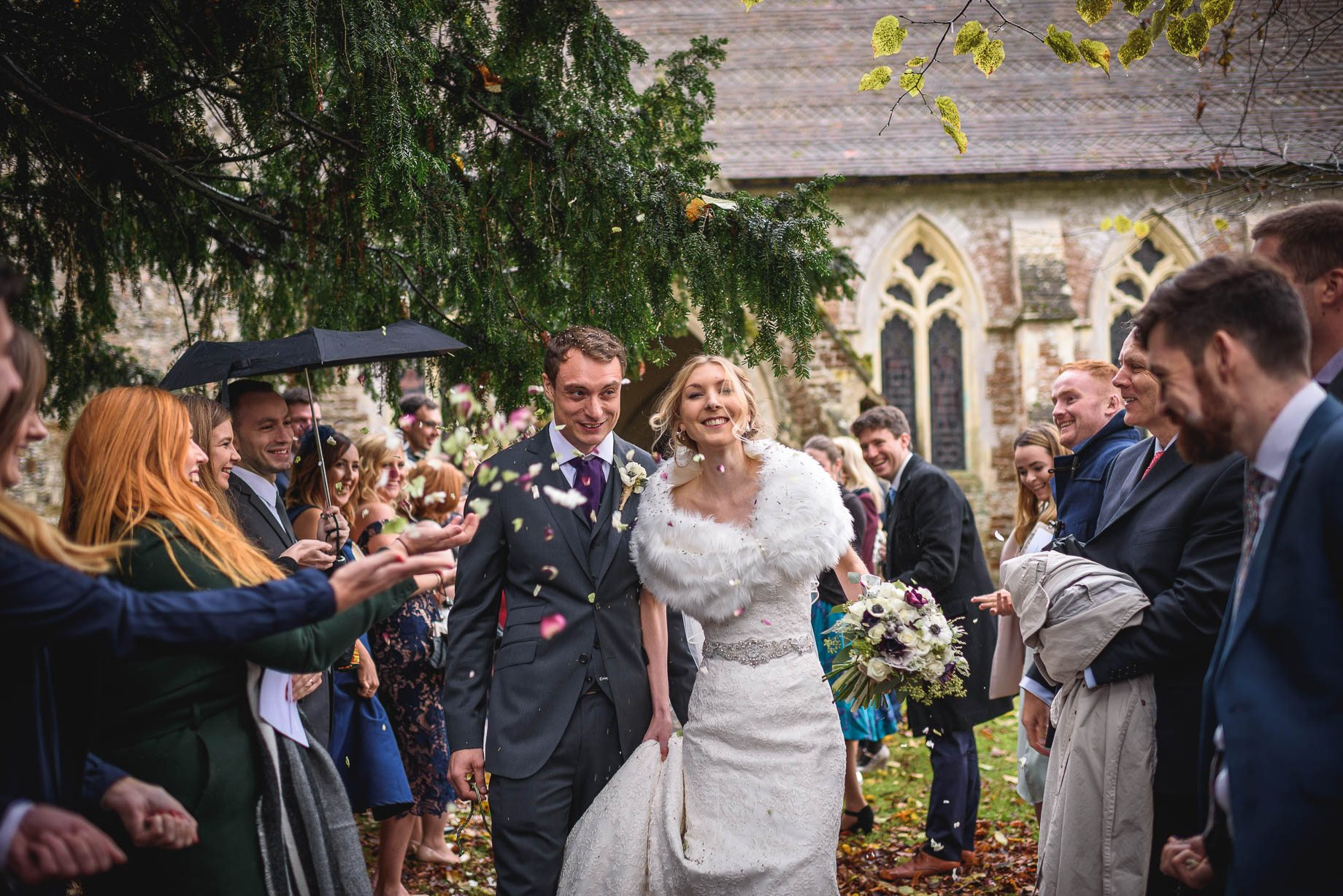 Tithe Barn wedding photography - Victoria + Lewis