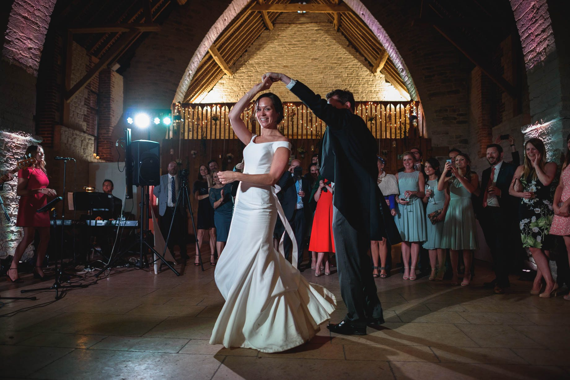 Tithe Barn wedding photography - Jayme and David (173 of 189)