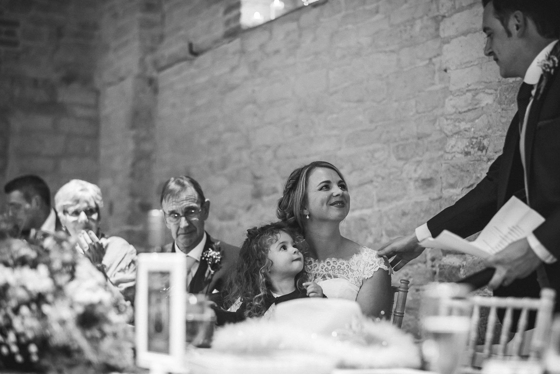 Tithe Barn wedding photography - Louise and Ed