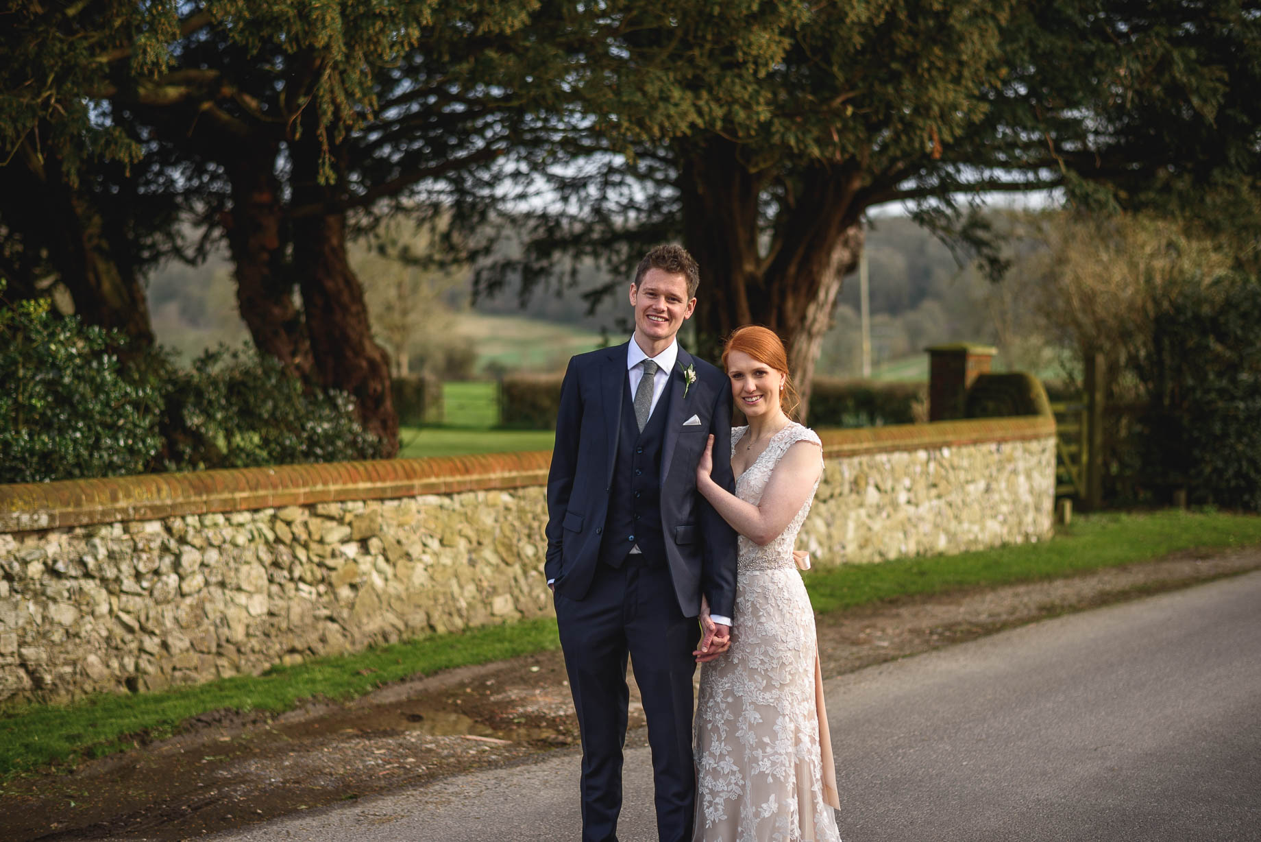 Tithe Barn wedding photography - Hannah and Tom