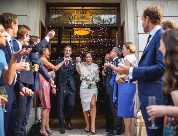 Town Hall Hotel and St John wedding photography - Anna and Andy