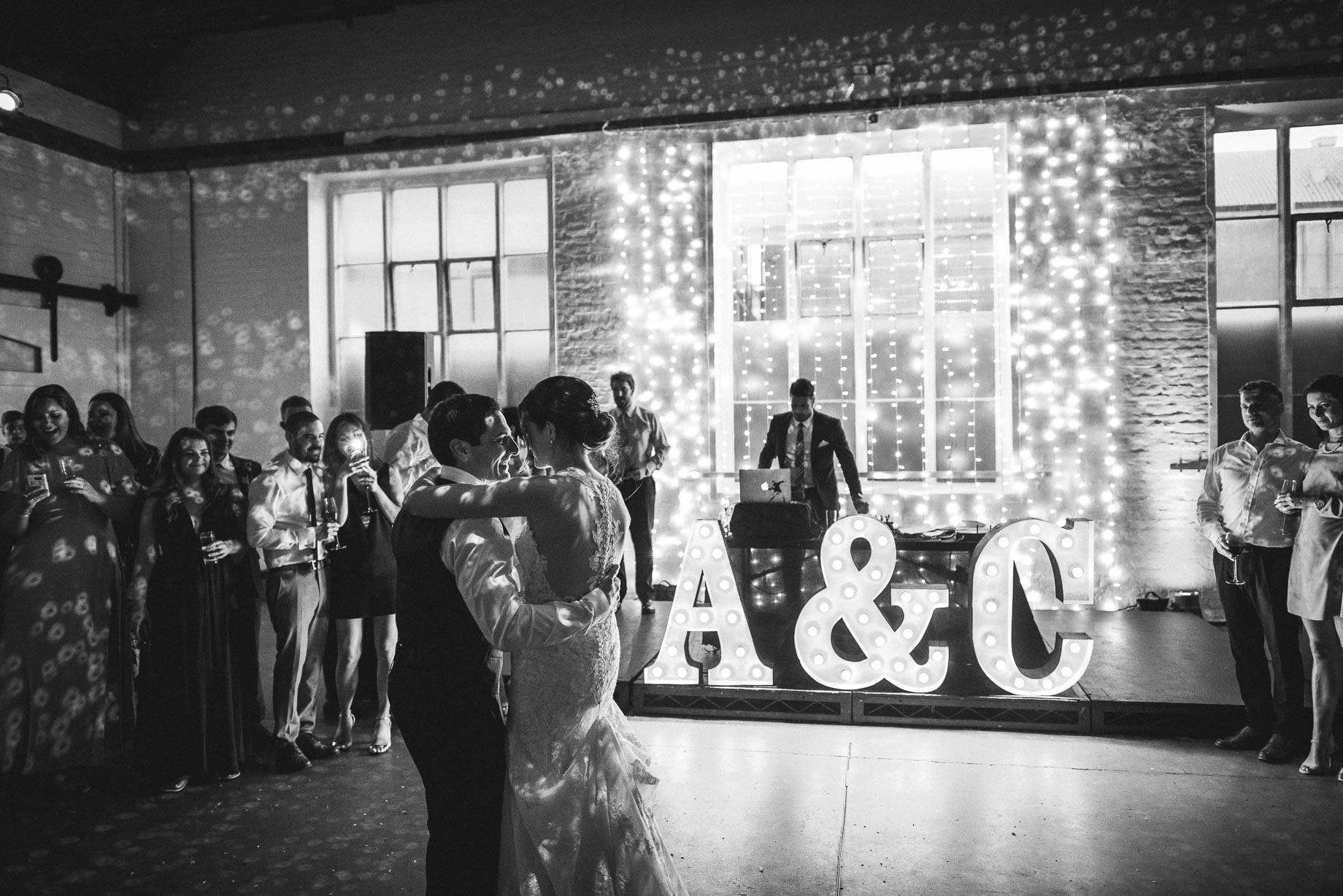 Trinity Buoy Wharf wedding photography - Caroline + Adrian