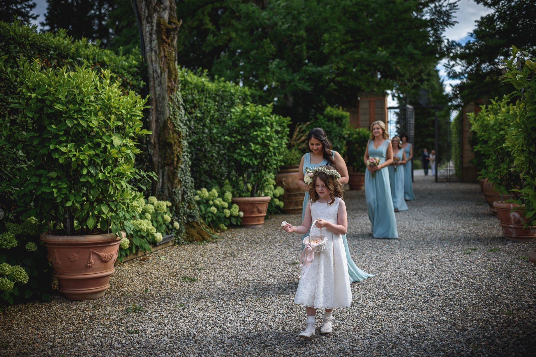 Tuscany wedding photography - Roisin and Moubin - Guy Collier Photography (102 of 251)