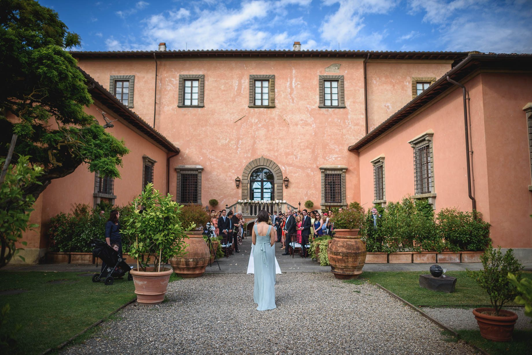 Tuscany wedding photography - Roisin and Moubin - Guy Collier Photography (103 of 251)