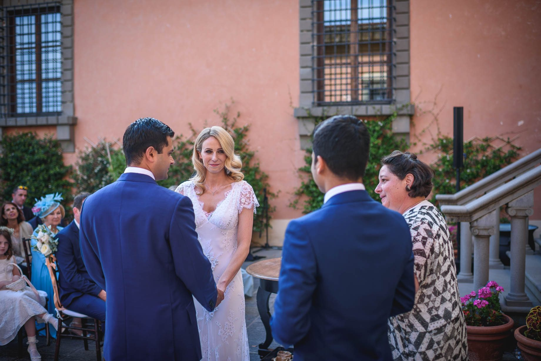 Tuscany wedding photography - Roisin and Moubin - Guy Collier Photography (109 of 251)