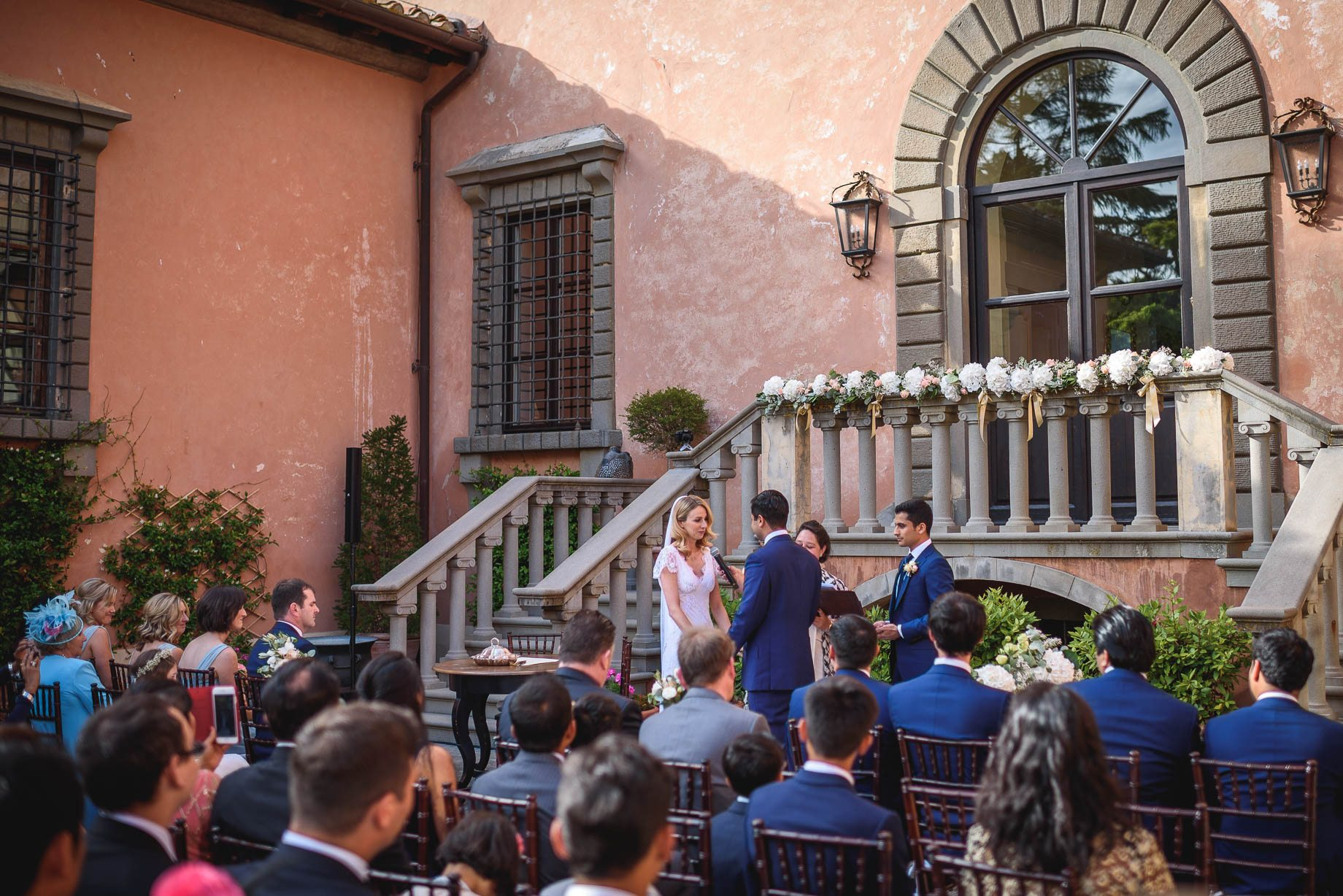 Tuscany wedding photography - Roisin and Moubin - Guy Collier Photography (110 of 251)
