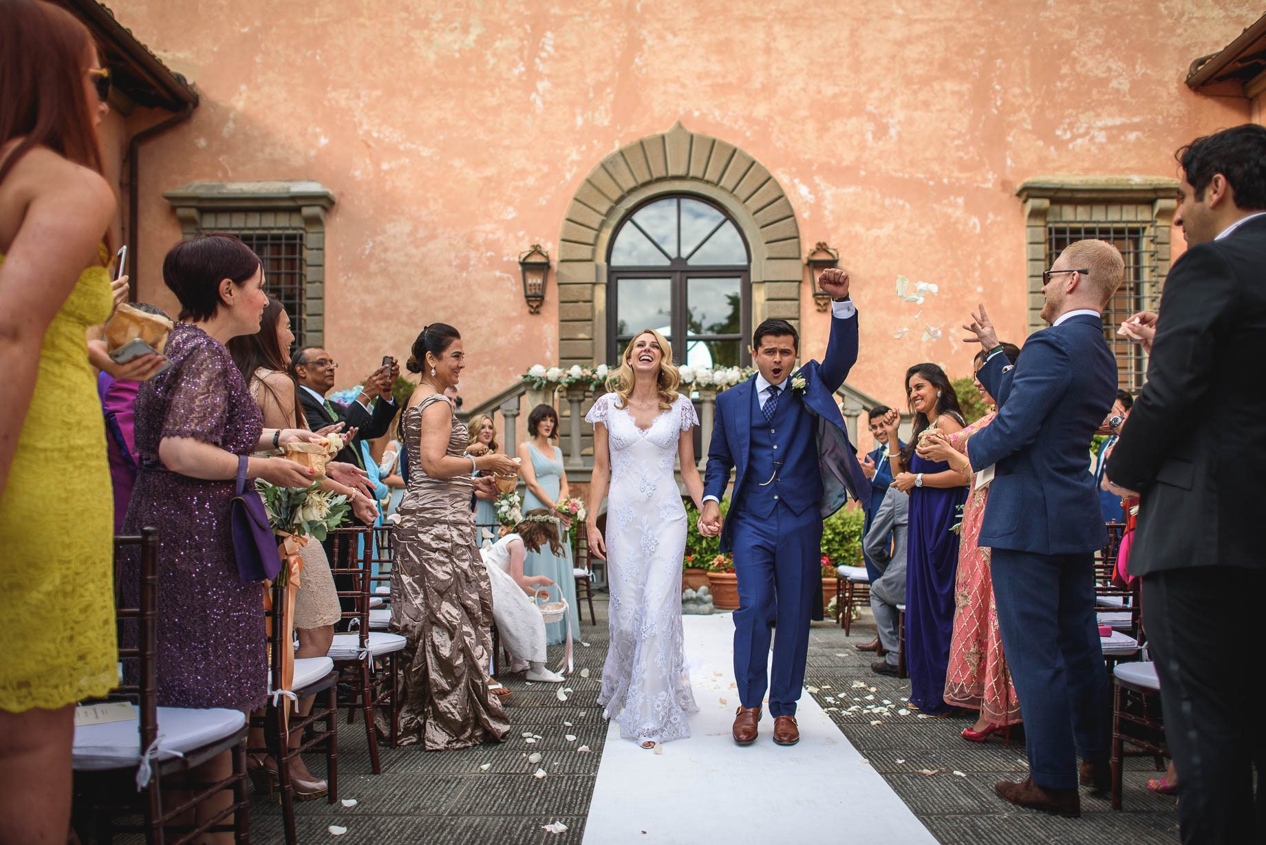 Tuscany wedding photography - Roisin and Moubin - Guy Collier Photography (113 of 251)