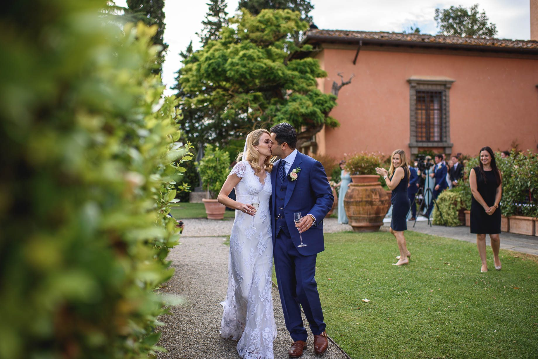 Tuscany wedding photography - Roisin and Moubin - Guy Collier Photography (115 of 251)