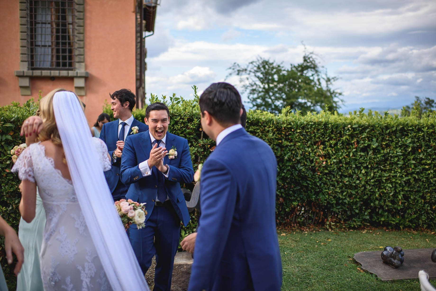 Tuscany wedding photography - Roisin and Moubin - Guy Collier Photography (118 of 251)