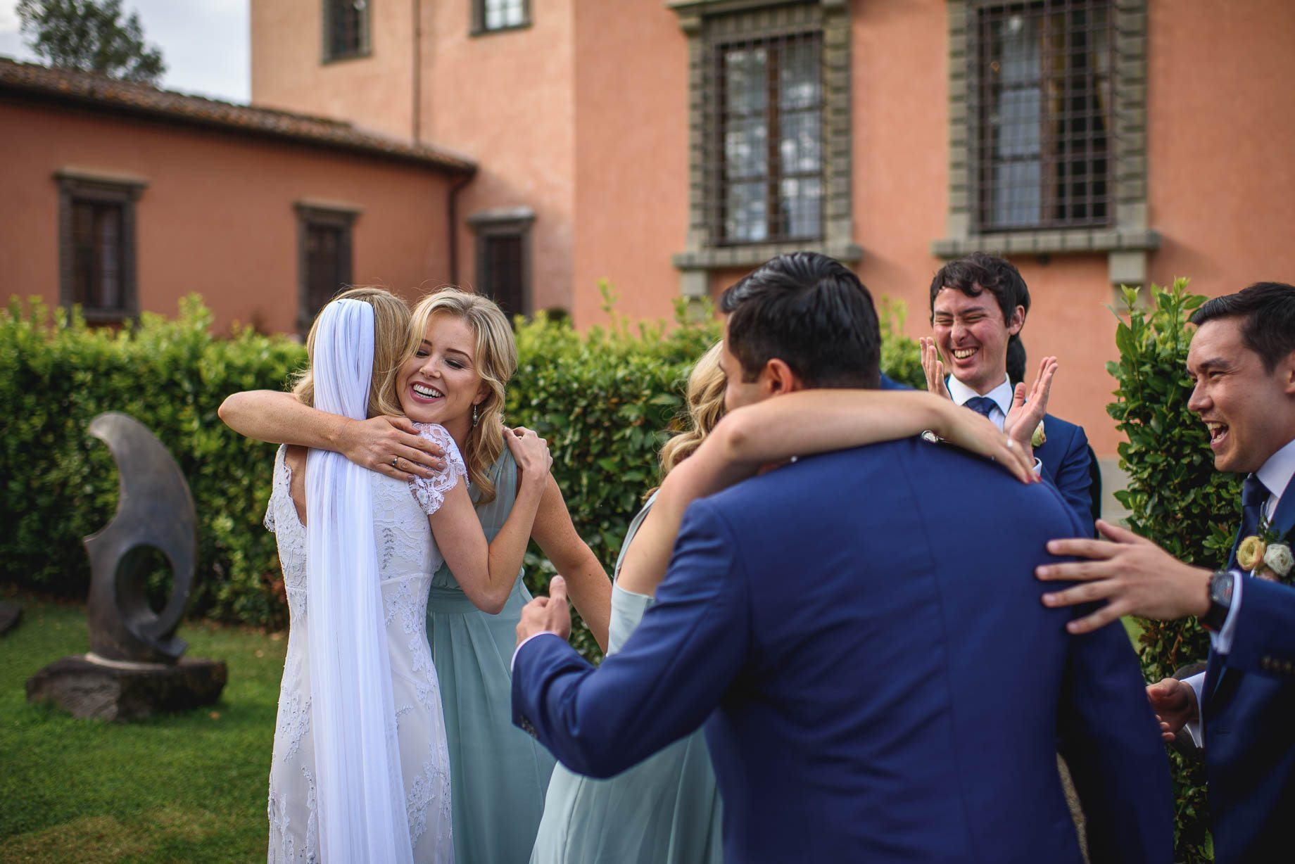 Tuscany wedding photography - Roisin and Moubin - Guy Collier Photography (119 of 251)