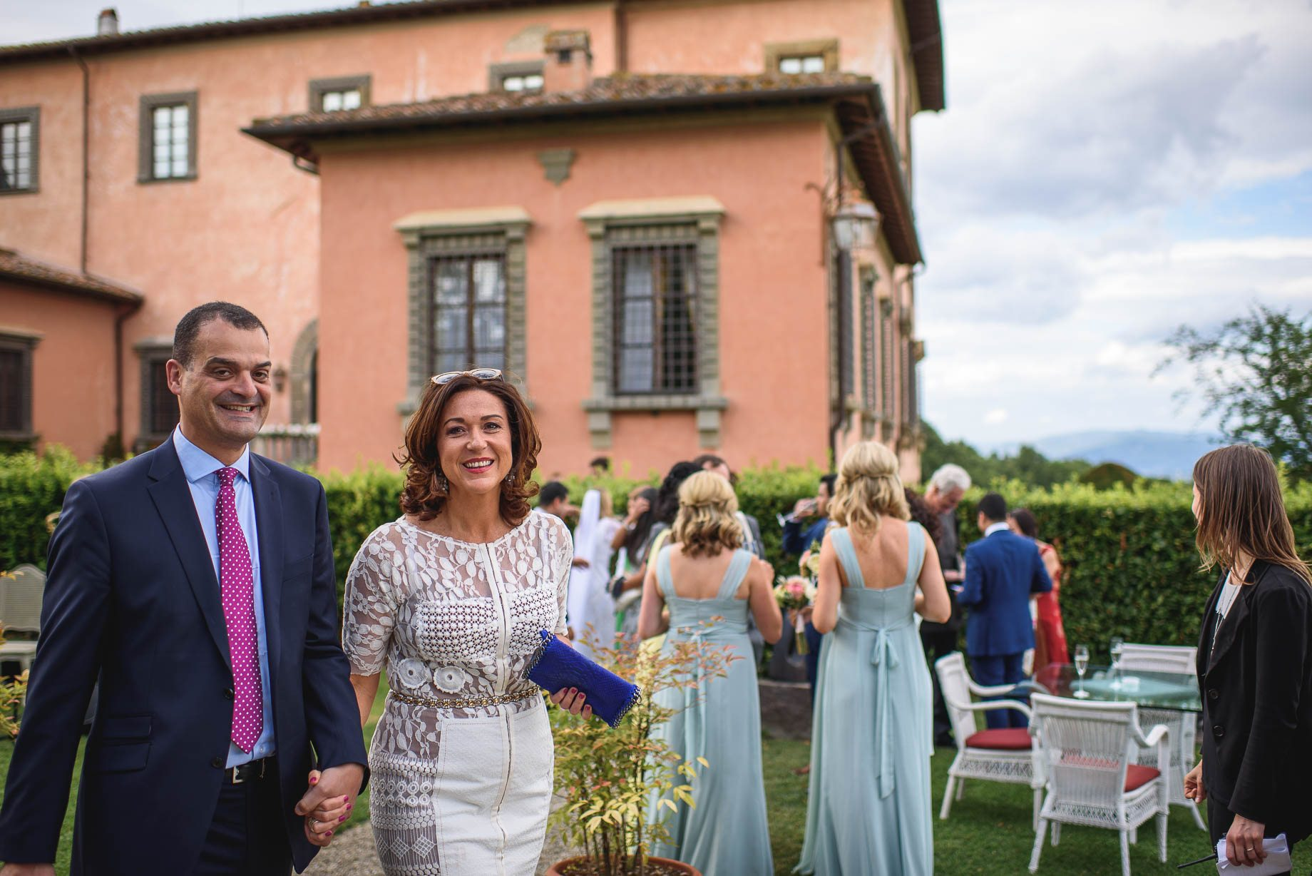 Tuscany wedding photography - Roisin and Moubin - Guy Collier Photography (126 of 251)