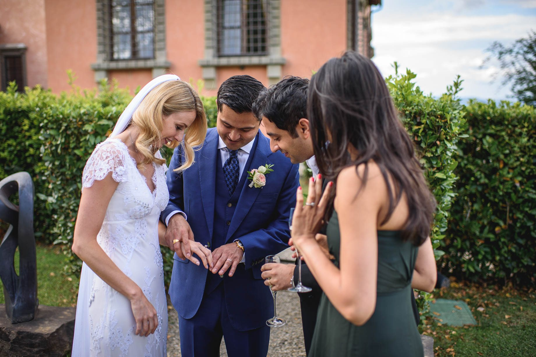 Tuscany wedding photography - Roisin and Moubin - Guy Collier Photography (134 of 251)