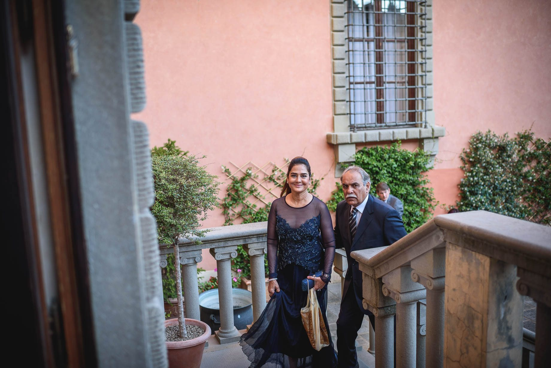 Tuscany wedding photography - Roisin and Moubin - Guy Collier Photography (139 of 194)
