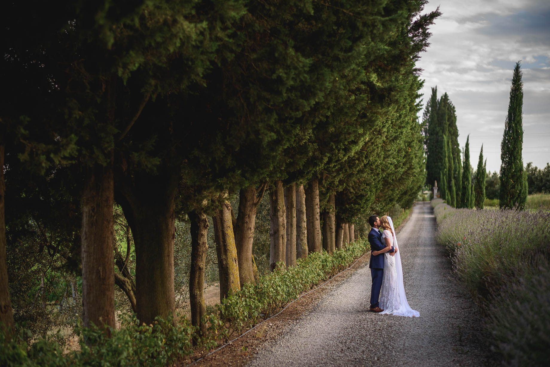 Tuscany wedding photography - Roisin and Moubin - Guy Collier Photography (144 of 251)