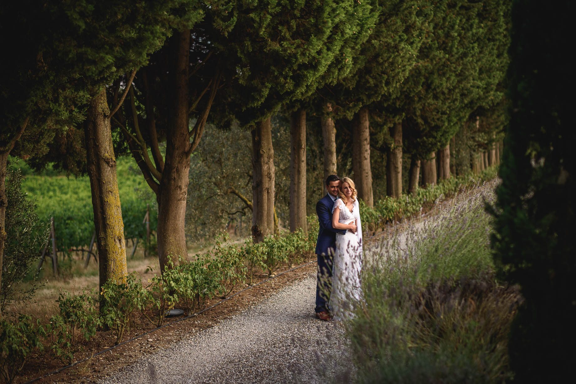 Tuscany wedding photography - Roisin and Moubin - Guy Collier Photography (145 of 251)