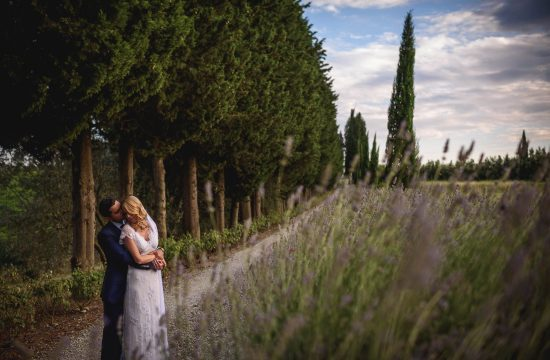 Tuscany wedding photography - Roisin and Moubin - Guy Collier Photography