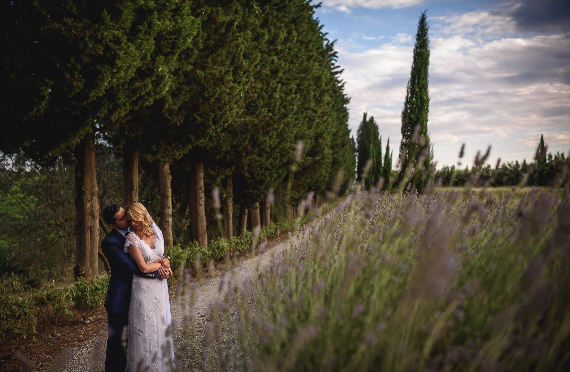 Tuscany wedding photography - Roisin and Moubin - Guy Collier Photography (146 of 251)